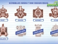 Scribbled Arena_Tank Designs