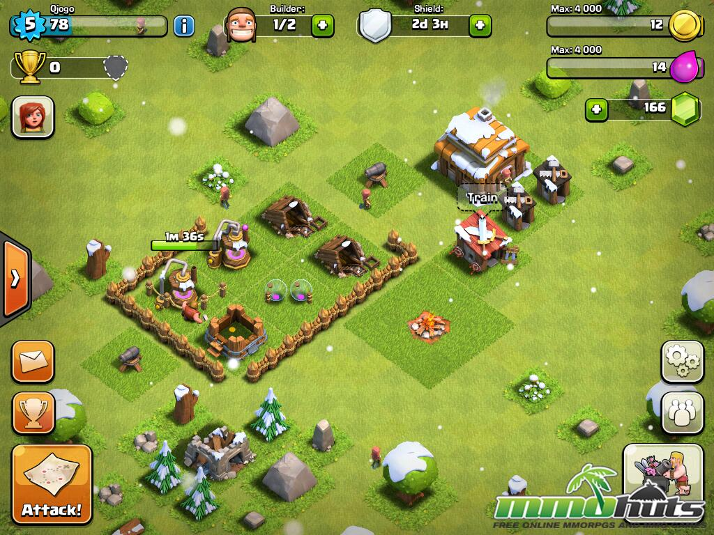 Of Clans Is A New Free To Play Ios Game From Supercell The Game | Apps ...