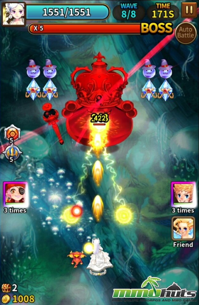 Dragon Heroes Review Screenshot