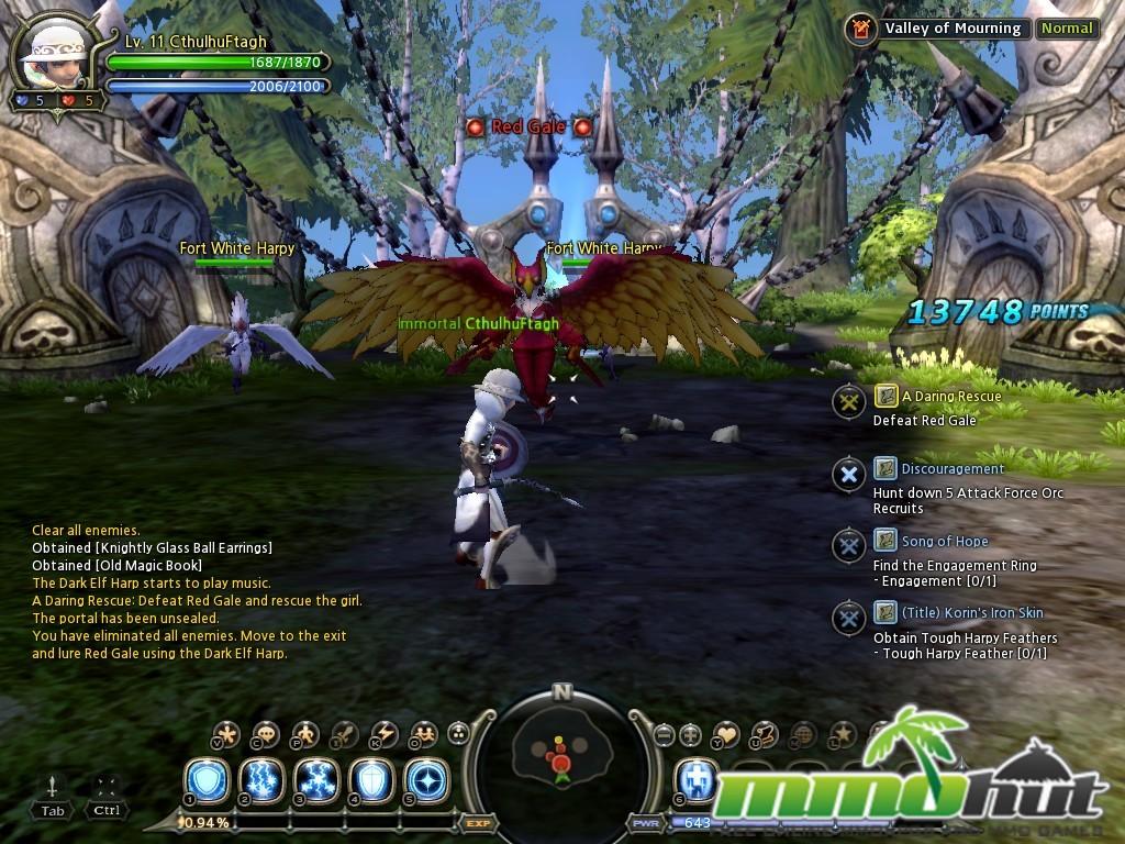 скачать игру Dragon Nest - фото 7