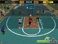 thumbs freestyle basket ball mmo screenshot