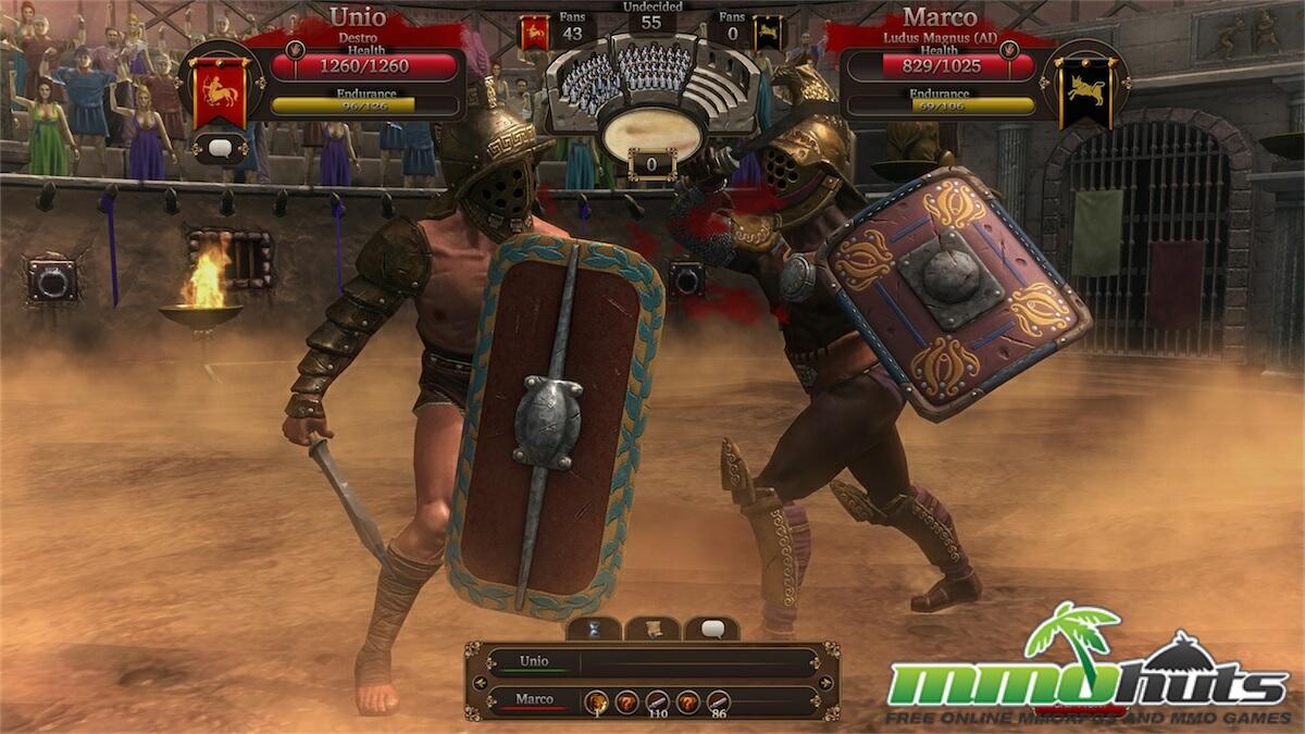 gladiator spiel online