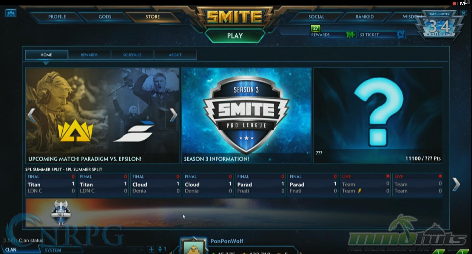 Smite season 3 patch notes reddit