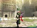 Toram Online_Green Armor