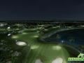 Winning Putt Preview Screenshot 18 Golf Course Night