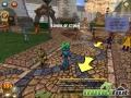 thumbs wizard 101 arrows