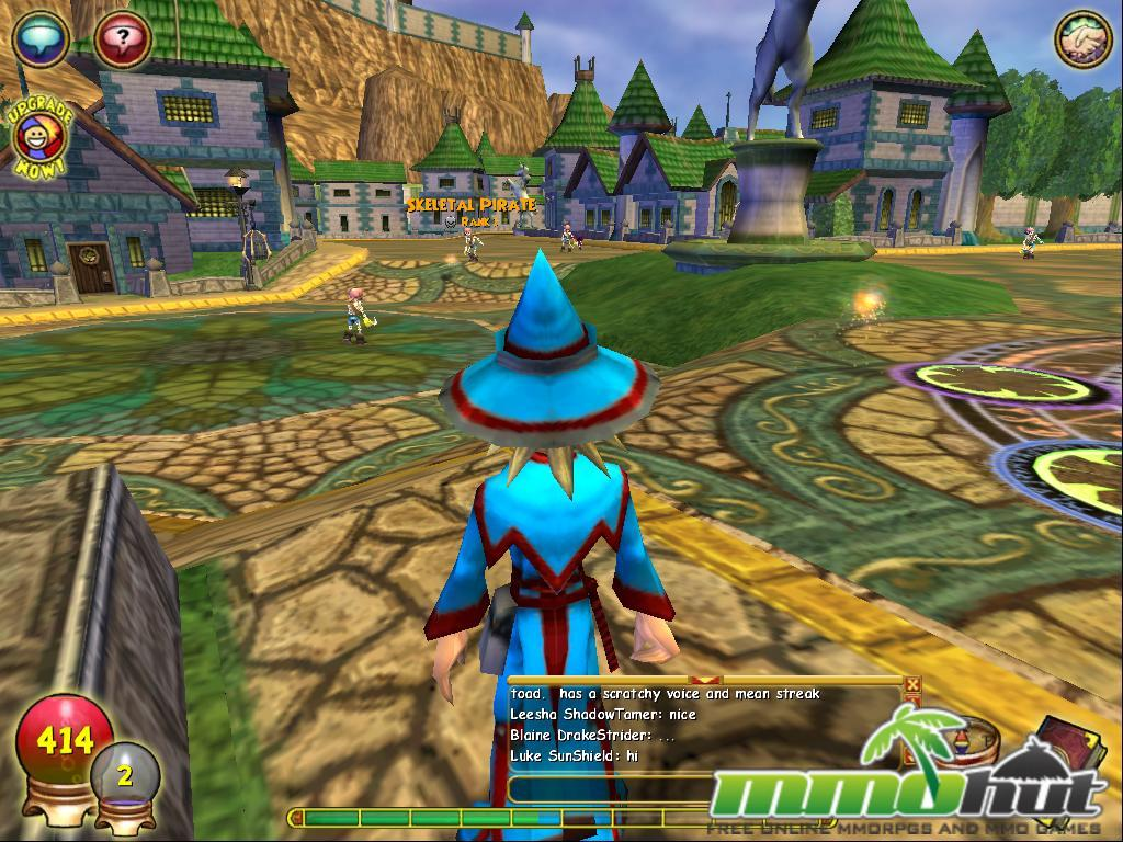 wizard games pc