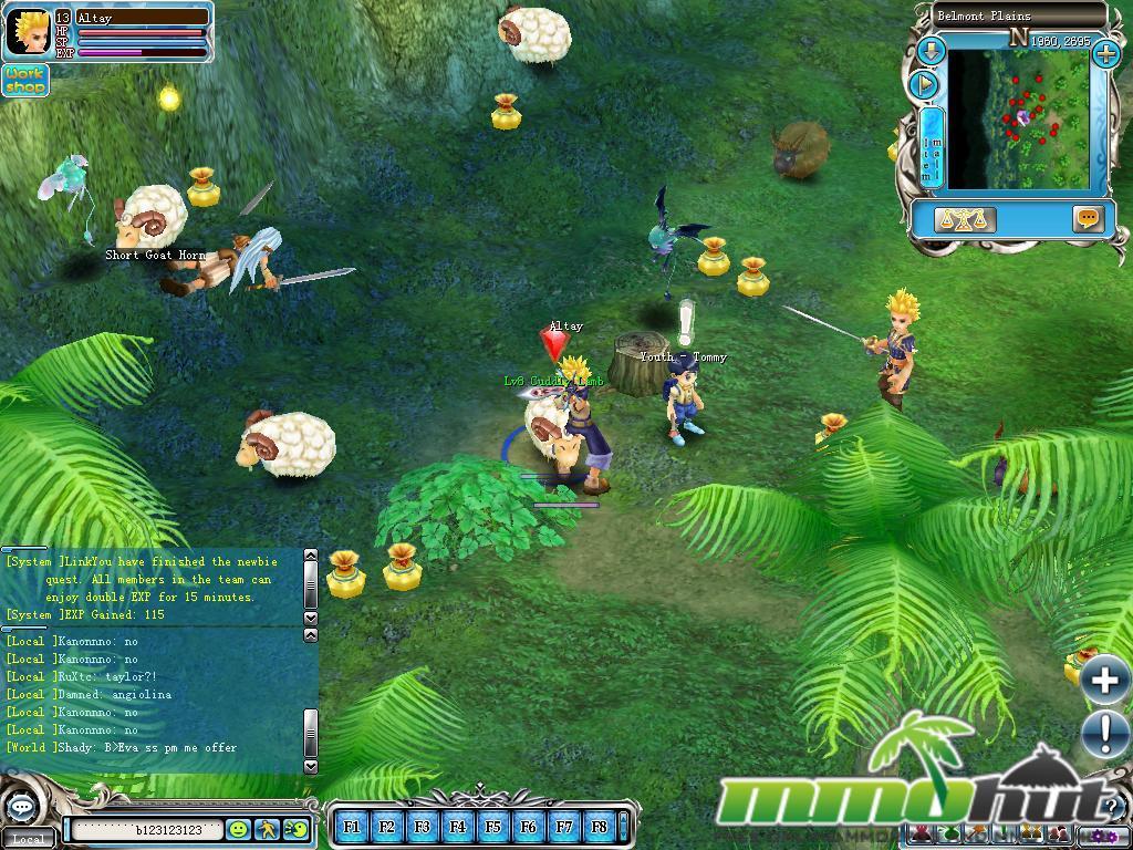 Tales of Pirates 2 Screenshot