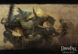 Darkfall: Unholy Wars Game Profile Banner