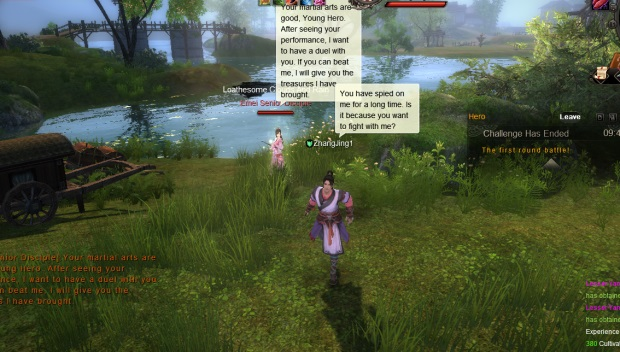 Age of Wushu Screenshot 01