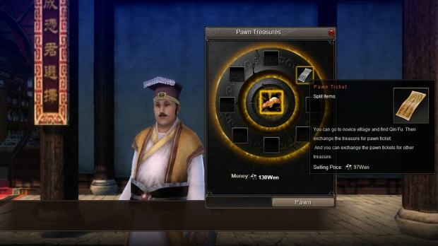 Age of Wushu Screenshot 02