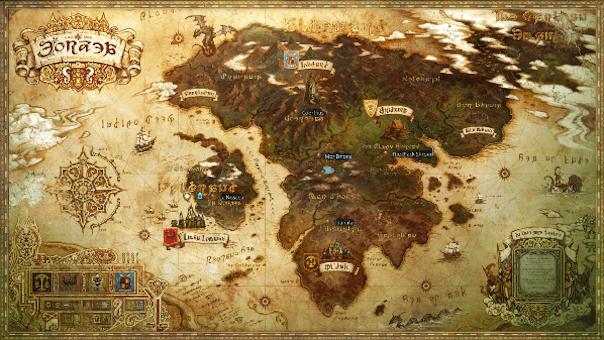 FFXIV:ARR Map