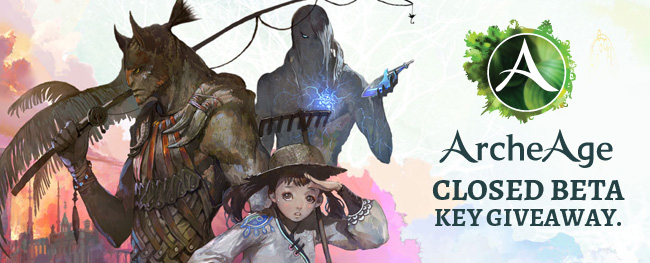 ArcheAge Closed Beta Giveaway Main Image
