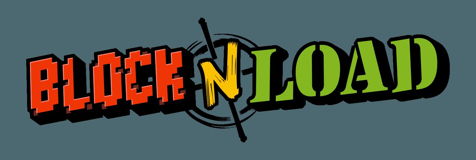 Block N Load Logo Image