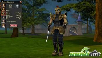 Sherwood Dungeon Creation Screenshot