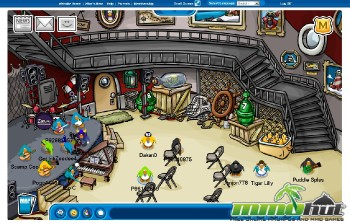 Club Penguin Club Screenshot