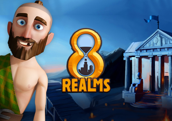 8Realms Game Profile Banner