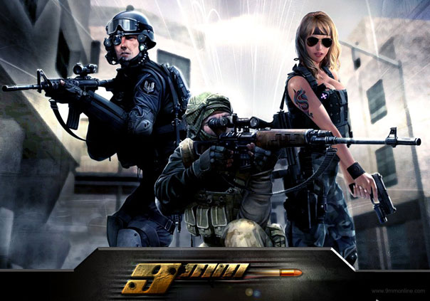 9mm Online Profile Banner