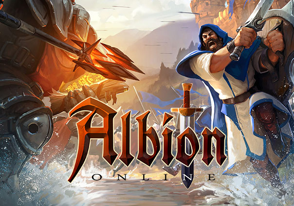 Albion Online Game Banner