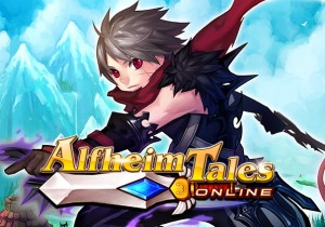 Alfheim Tales Online Game Profile Banner