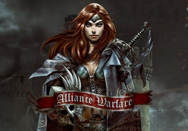 Alliance Warfare Game Profile Banner