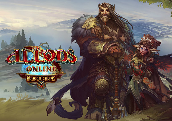 Allods Online Game Banner