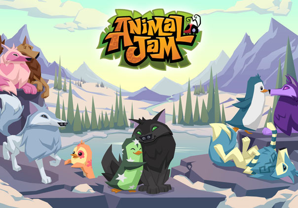 Animal Jam Game Profile Banner