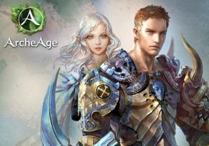 Archeage Game Banner
