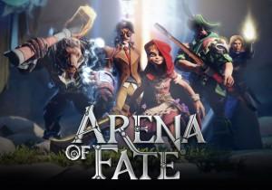 Arena of Fate Game Profile Banner