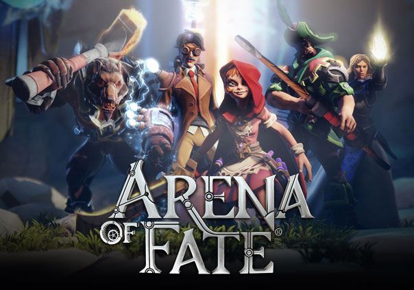 Arena of Fate Game Profile Banner