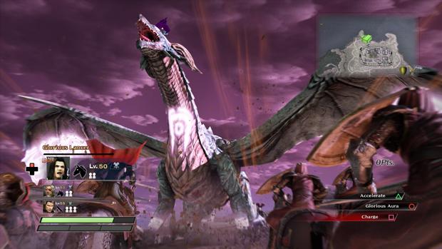 Bladestorm: Nightmare Dragon