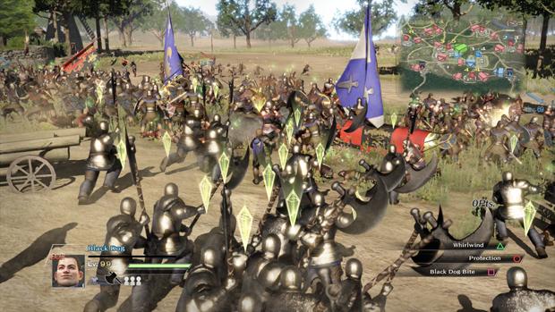 Bladestorm: Nightmare Big Battle