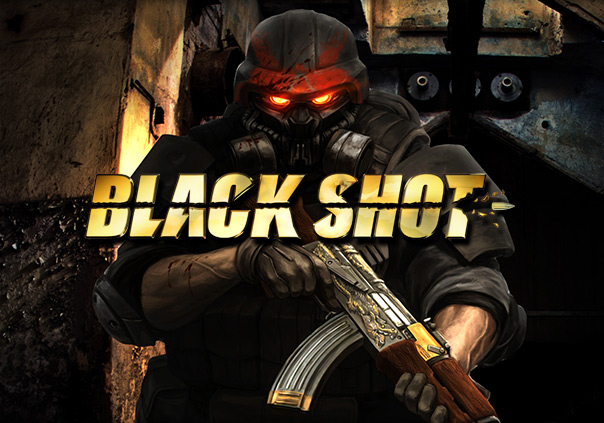 Blackshot Game Profile Banner