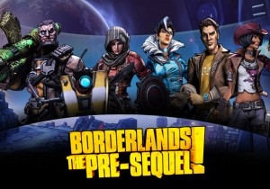Borderlands The Pre-Sequel Game Profile Banner
