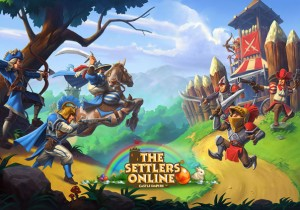 The Settlers Online Game Profile Banner