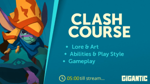 Gigantic Clash Course: Mozu