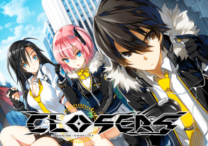 Closers Game Profile Header