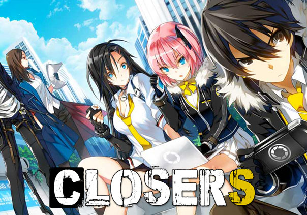 Closers Game Banner