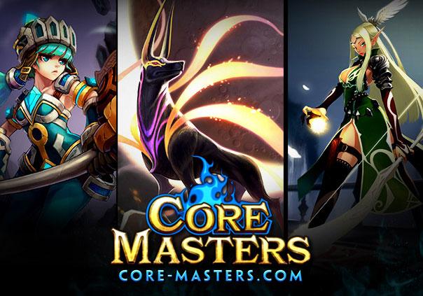 Core Masters Profile Banner