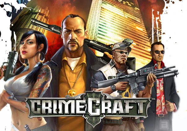 Crimecraft Game Banner