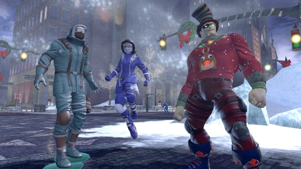 MMO Holiday Guide 2014 DCUO