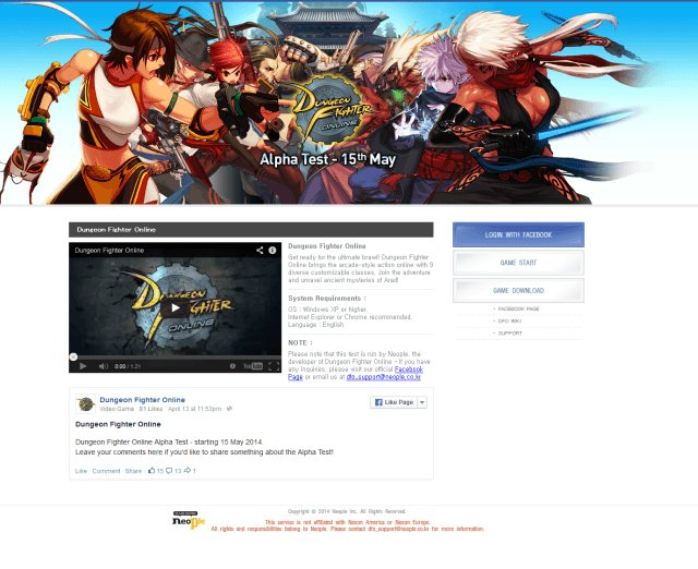 DFO Relaunch