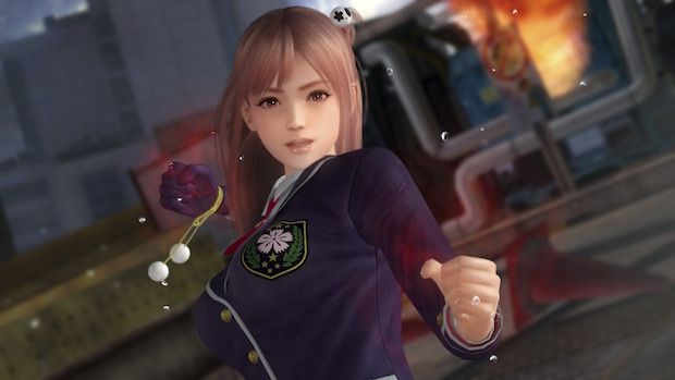 Dead or Alive 5 Preview; Hanoka 1
