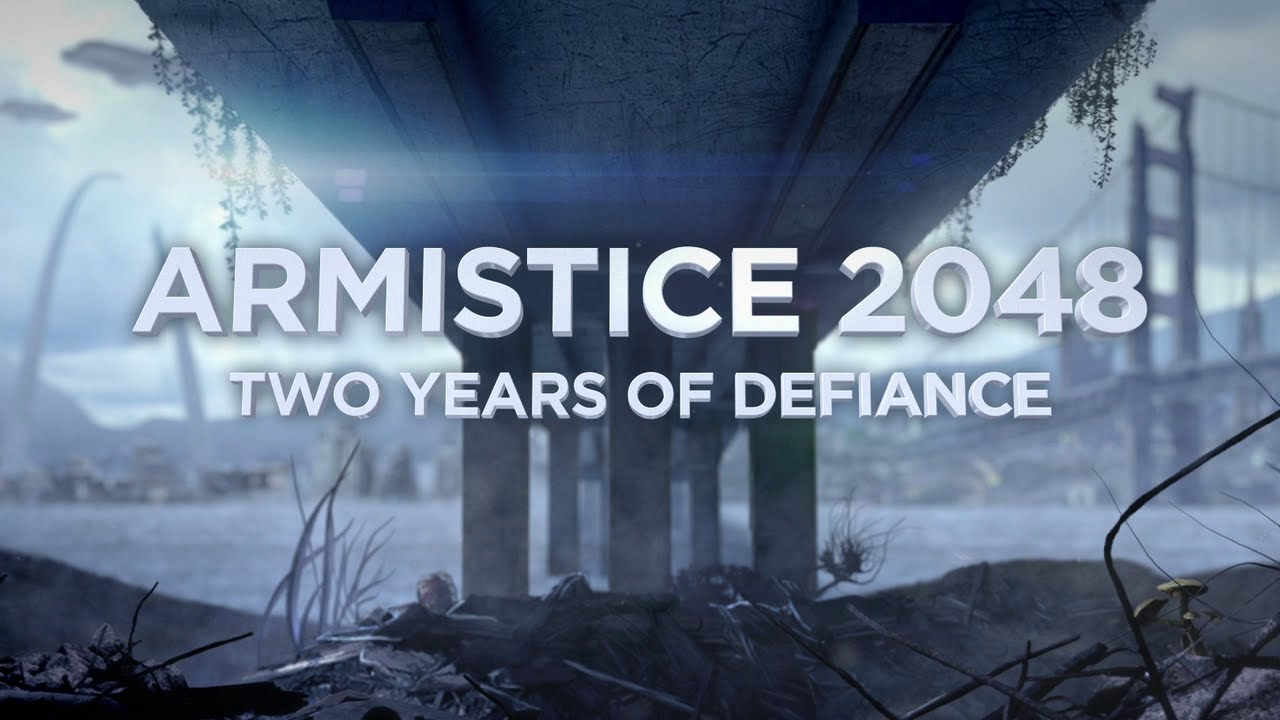 Two Years of Defiance - Armistice 2048 Video Thumbnail