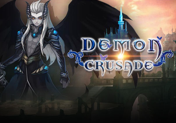 Demon Crusade Game Profile Banner