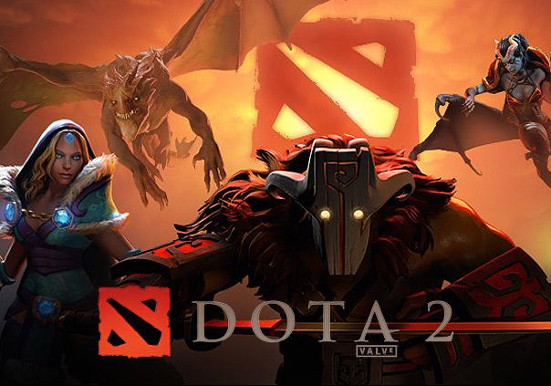 Dota 2 Game Banner