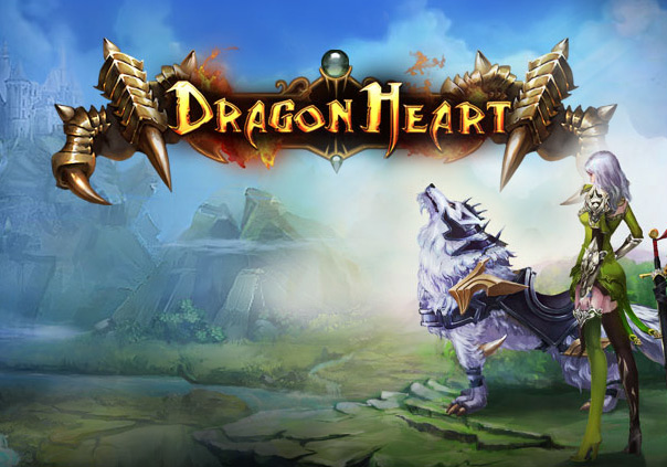Dragon Heart Game Profile Banner
