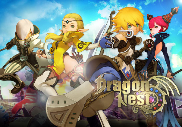 Dragon Nest Game Thumbnail