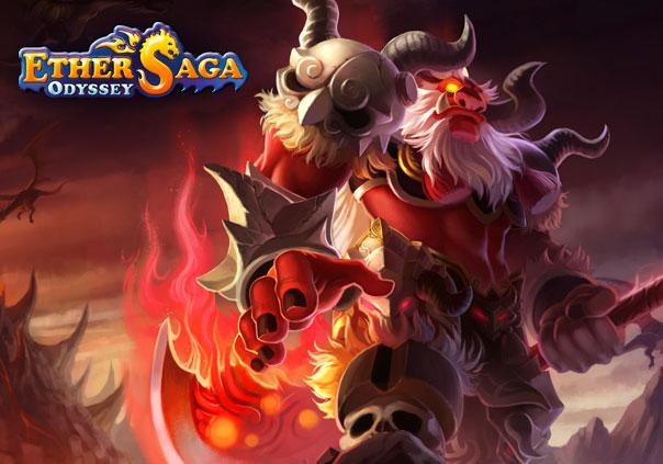 Ether Saga Online Game Banner