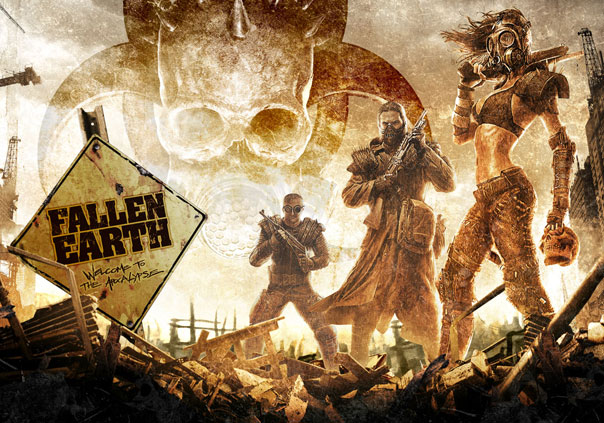 Fallen Earth Game Profile Banner
